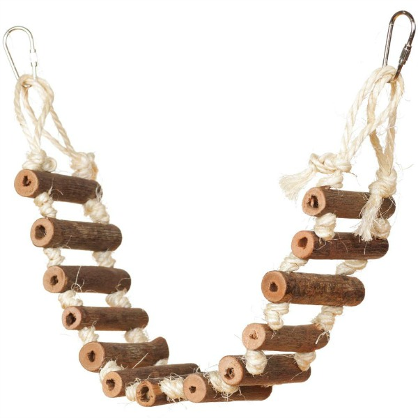 Naturals by Prevue Rope Ladder Small