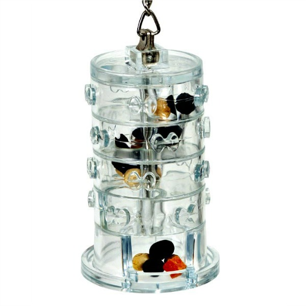 Interactive Foraging Treat Holder - Rings Of Fortune