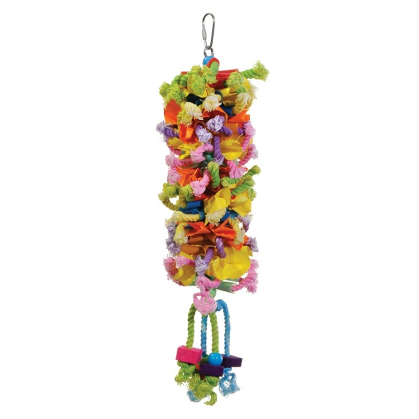 Calypso Creations Preening Bird Toy by Prevue - Club Toy