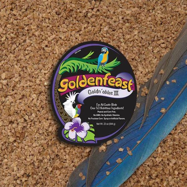 Goldenfeast Goldn'obles III Peanut Free Corn Free 28 oz (793 G)