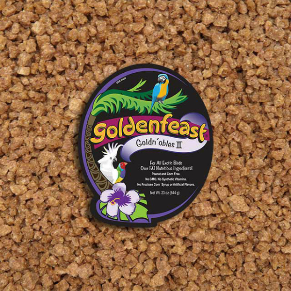 Goldenfeast Goldn'obles II Peanut Free Corn Free 25 oz (708 G)