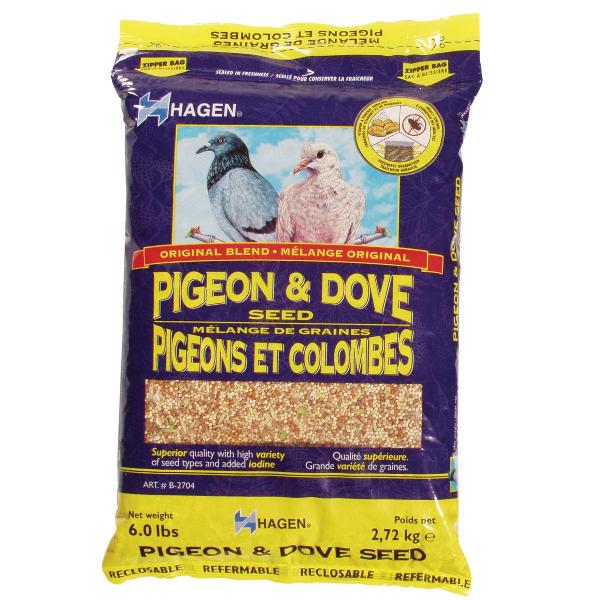 Hagen Pigeon & Dove Staple VME Seed 6 lb (2.72 Kg)