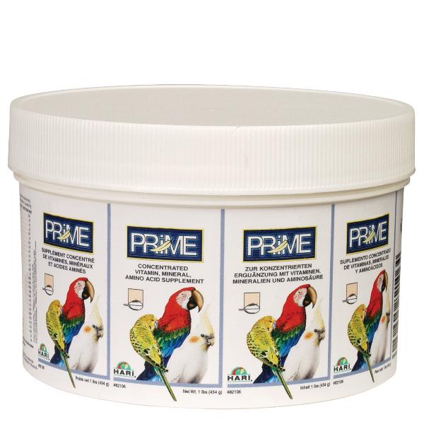 Hagen Prime Vitamin Supplement Water Soluble For Birds .71 lb (320 g)
