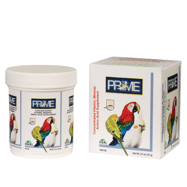 Hagen Prime Vitamin Water Soluble For Birds 2.1 oz (60 G)