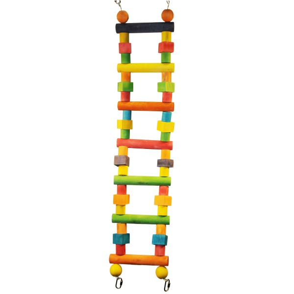 Ladder Thats Flexible For Large Birds 32 Inch