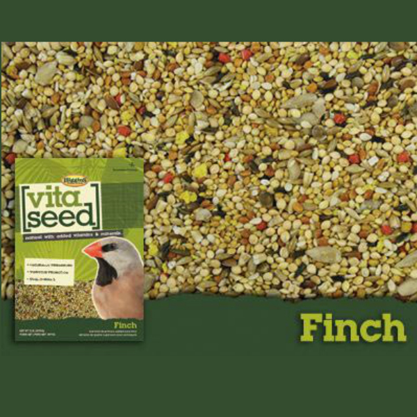 Higgins Vita Finch Specific With Probiotics 25 lb (11.34 Kg)