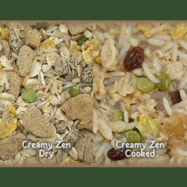 Worldly Cuisines Creamy Zen Cookable Food 13 oz (368.5 G)