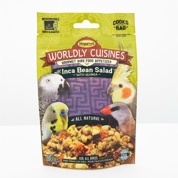 Worldly Cuisines Inca Bean Microwave In Bag 2 oz (57 G)