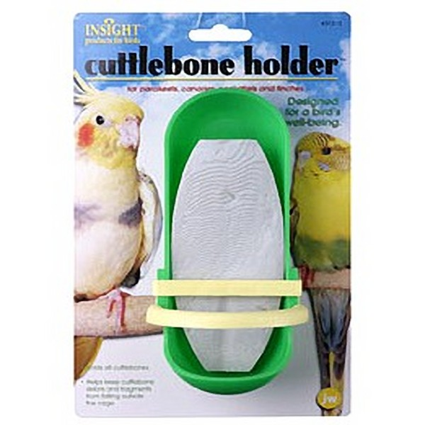 JW Pet Activitoy for Small Birds - Cuttlebone Holder