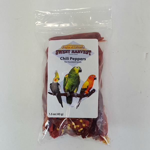 Kaylor's Sweet Harvest Treats Chili Peppers 1.5 oz (43 g)