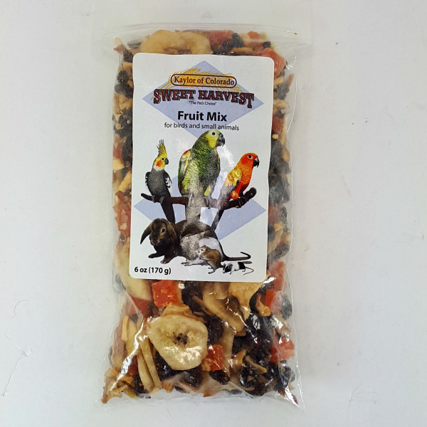 Kaylor's Sweet Harvest Treats Fruit Mix 6 oz SALE! (170 g)