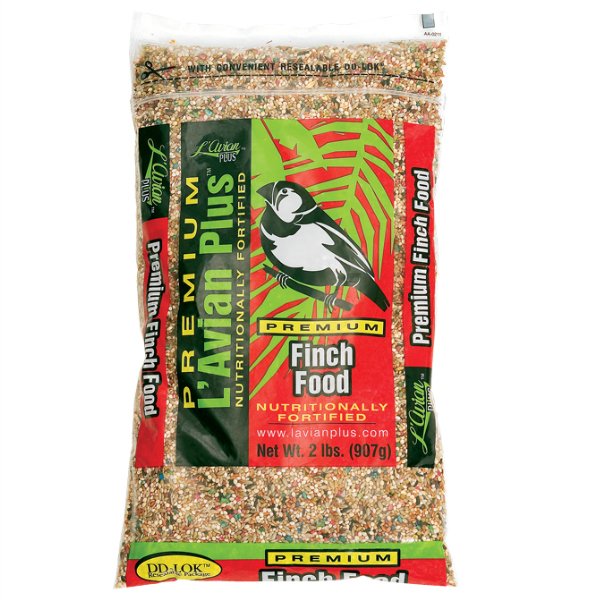 L'Avian Premium Finch Food Plus Premium Seed Mix 2 lb (907 g)
