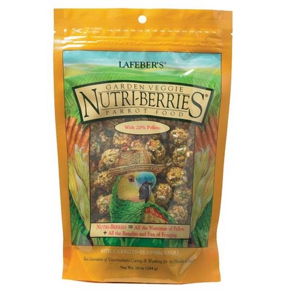 Lafebers Gourmet Garden Veggie Nutri-berries Parrot 3 lb (1.36 kg)