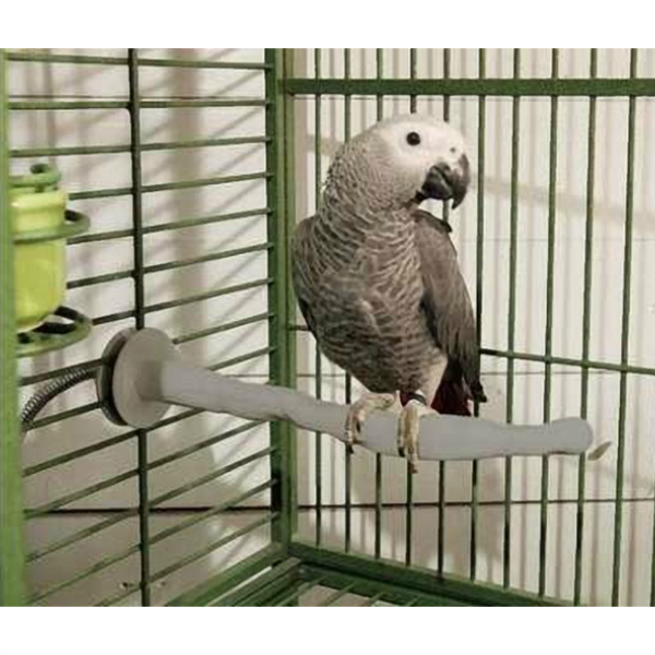 Bird Warming Heated Thermo Perch for Large Parrots