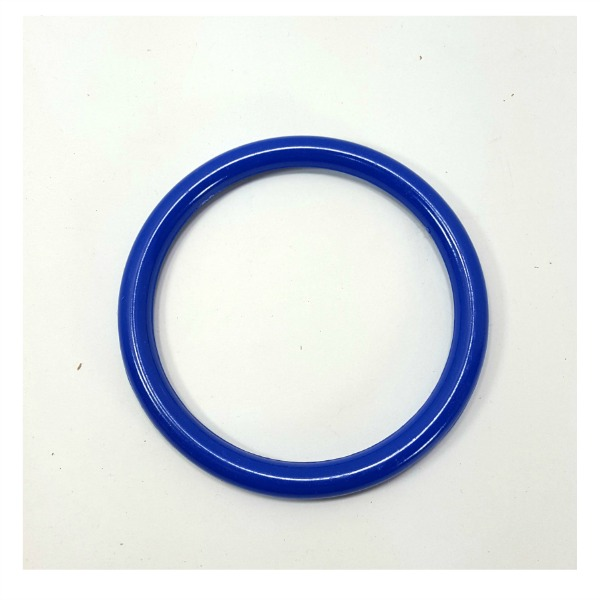 "Marbella Style Ring for Bird Toys Crafts 5"" Blue 1 pc"
