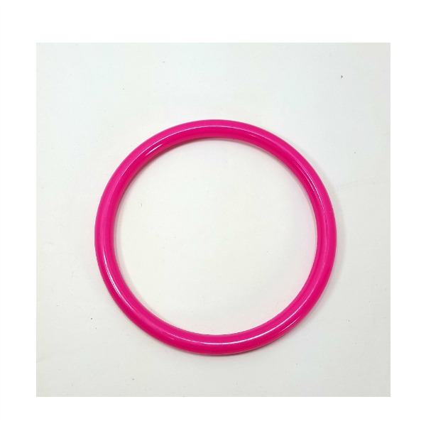 "Marbella Style Ring for Bird Toys Crafts 5"" Pink 1 pc"