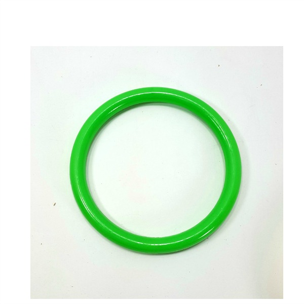 "Marbella Style Ring for Bird Toys Crafts 5"" Green 1 pc"