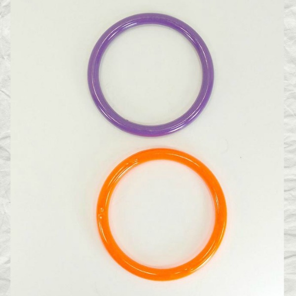 Marbella Rings for Bird Toys 5 Inch (12.7 cm) 2 pc