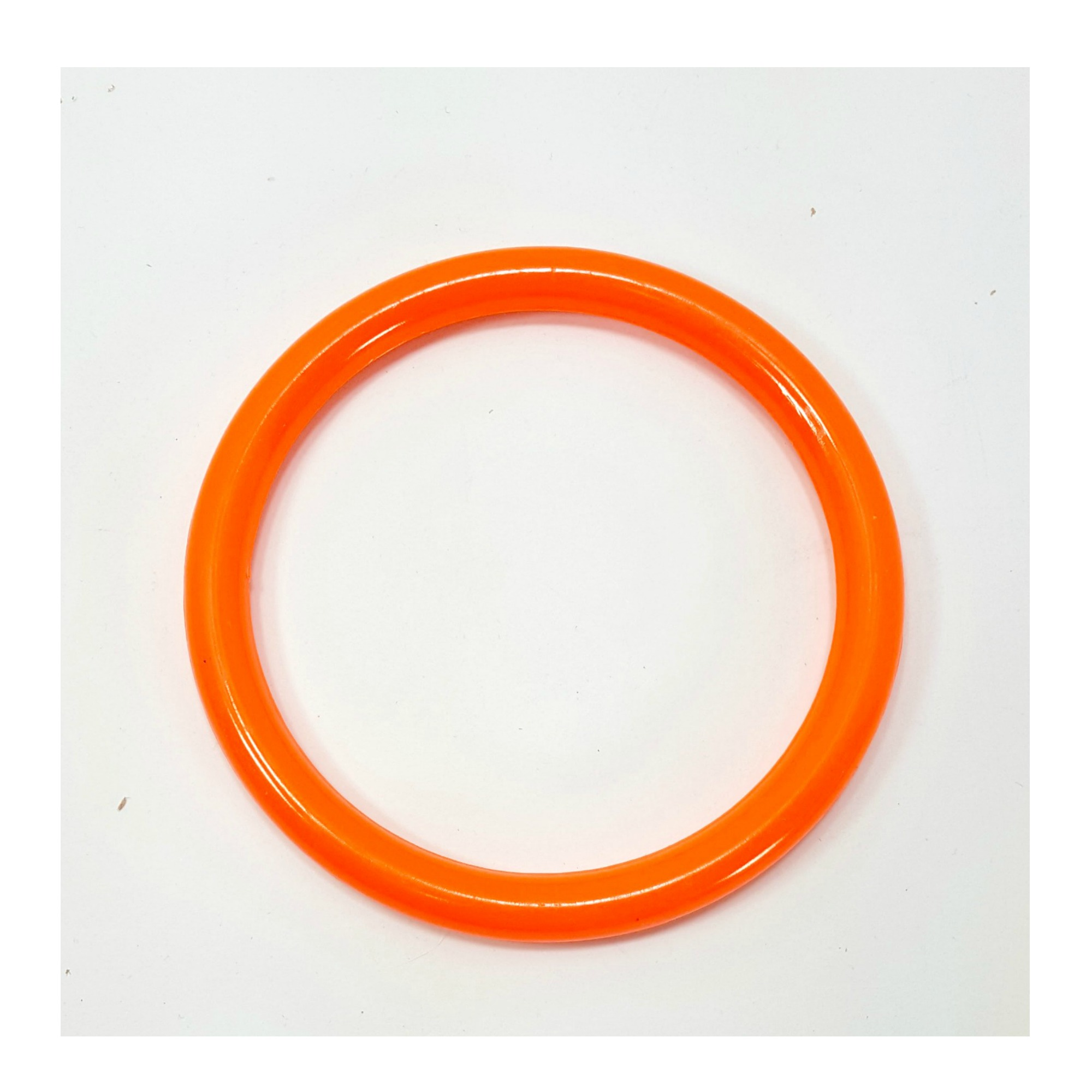 "Marbella Style Ring for Bird Toys Crafts 5"" Orange 1 pc"