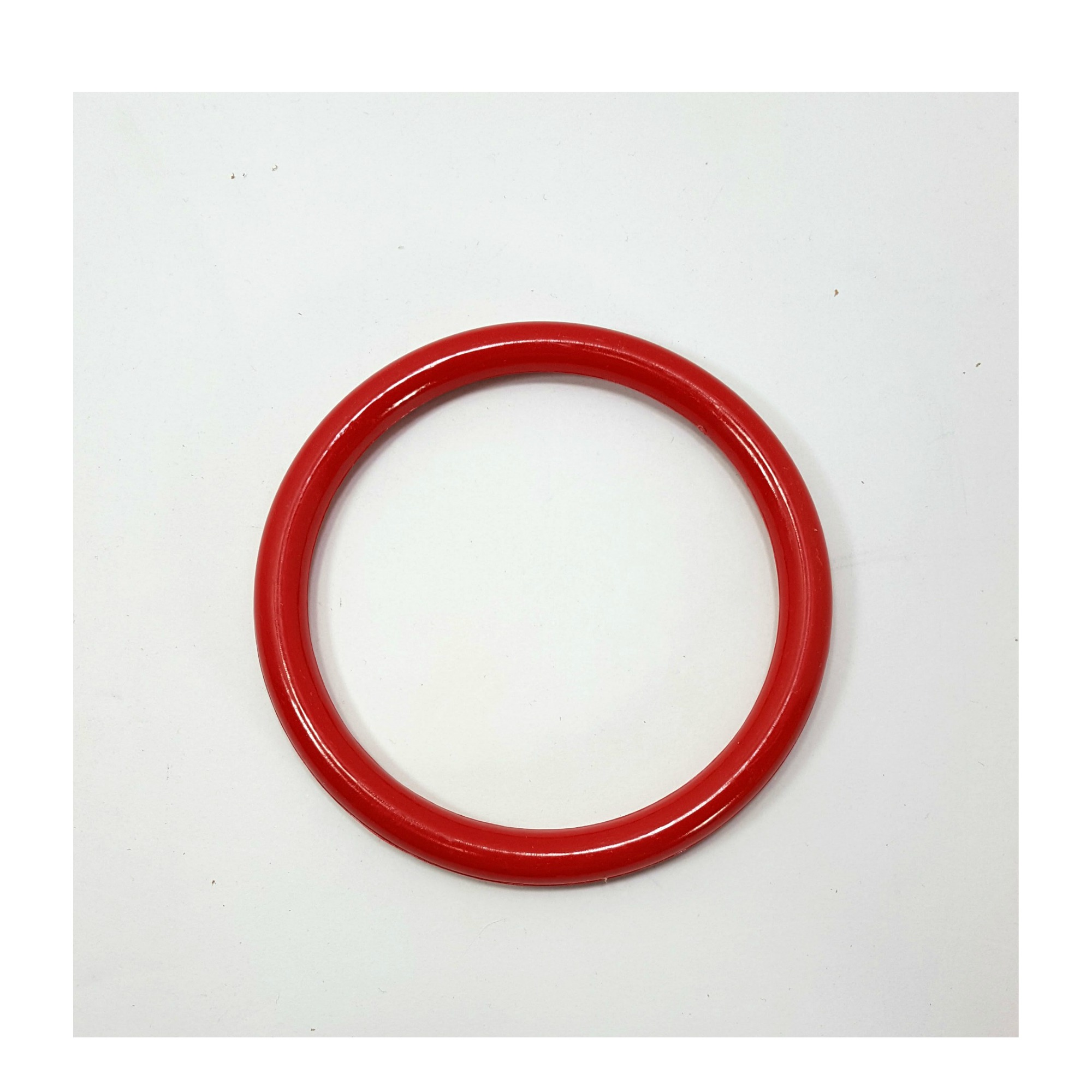 "Marbella Style Ring for Bird Toys Crafts 5"" Red 1 pc"