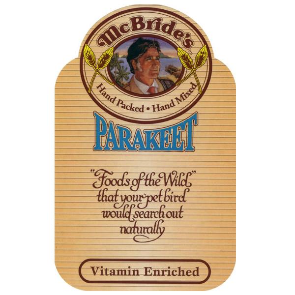 Kaylor's McBride's Parakeet Seed Mix 2 lb (907 g)
