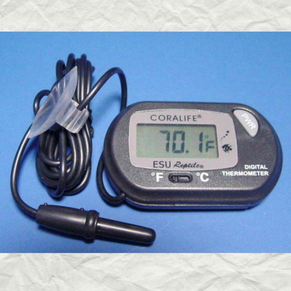 Coralife Mini Digital Thermometer