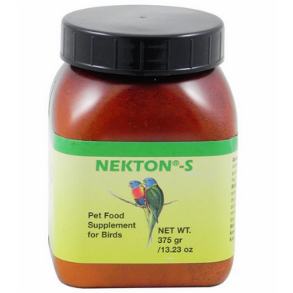 Nekton S Multi-vitamin Supplement For Cage Birds 375 g (13.23 oz)