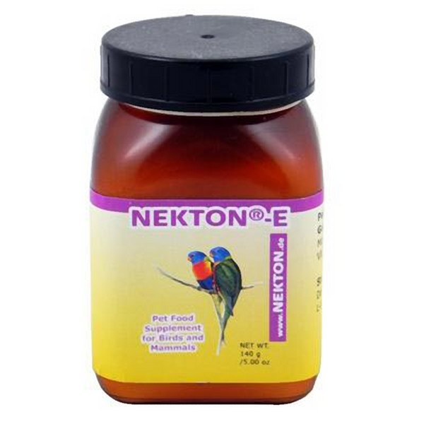 Nekton E Vitamin E for Birds and Parrots 35 g (1.23 oz)