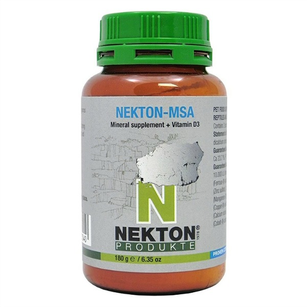 Nekton MSA Powder High-Grade Mineral Supplement 180 g (6.35 oz)
