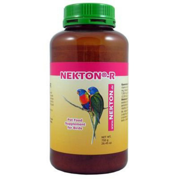 Nekton R Vitamin for Improved Red Feather 750 g (1.65 lb)