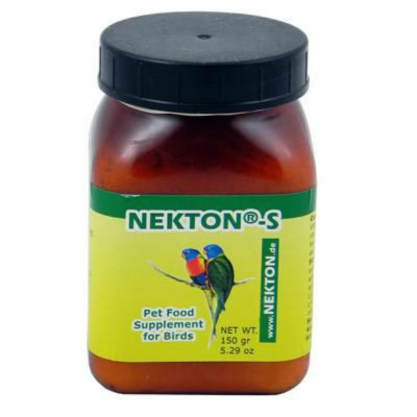Nekton S Multi-vitamin Supplement For Cage Birds 150 g (5.29 oz)