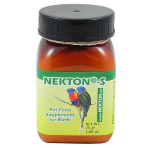 Nekton S Multi-vitamin Supplement For Cage Birds 75 g (2.65 oz)