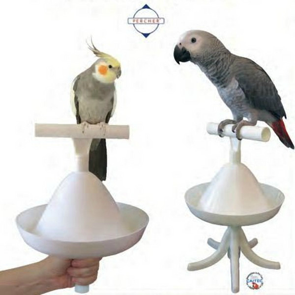 The Percher - Portable Bird Perch and Training Stand by Caitec