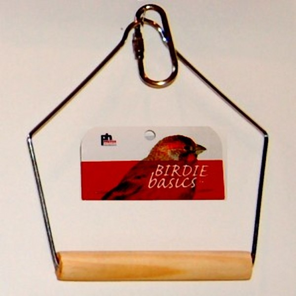 Birdie Basics Swing by Prevue Pet for Canary 3x4