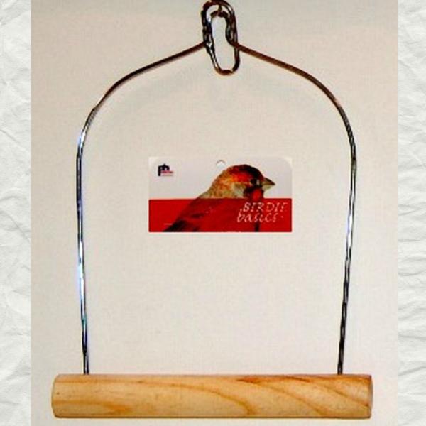 Birdie Basics Swing for Cockatiel 5x6