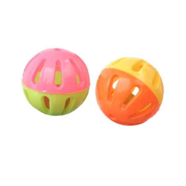 "Balls, Hard Plastic Birdie Ball 2"", 1 pc"