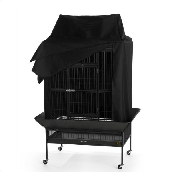 Bird Cage Cover by Prevue Fits Parrot Cages up to 36 Inch Wide