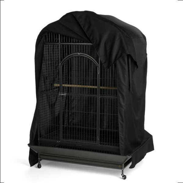 Bird Cage Cover by Prevue Fits Parrot Cages up to 50 Inch Long