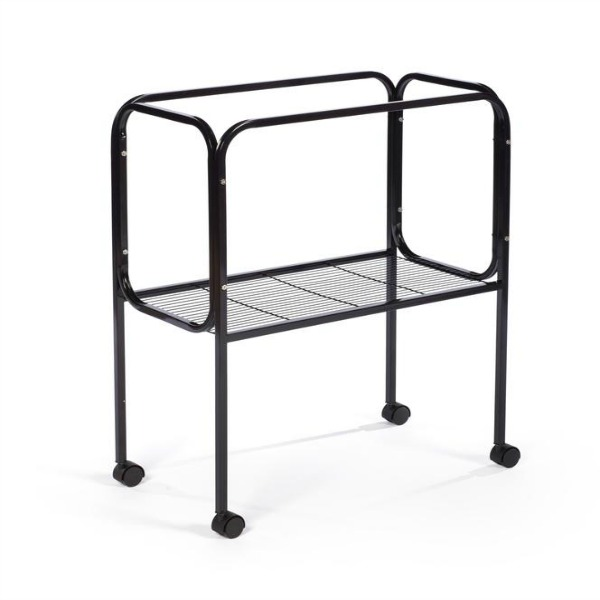 Bird Cage Stand W Shelf by Prevue 446 26X14 Black