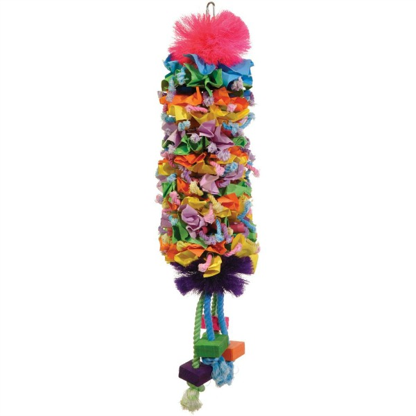 Calypso Creations by Prevue Large Bird Toy - Dagwood