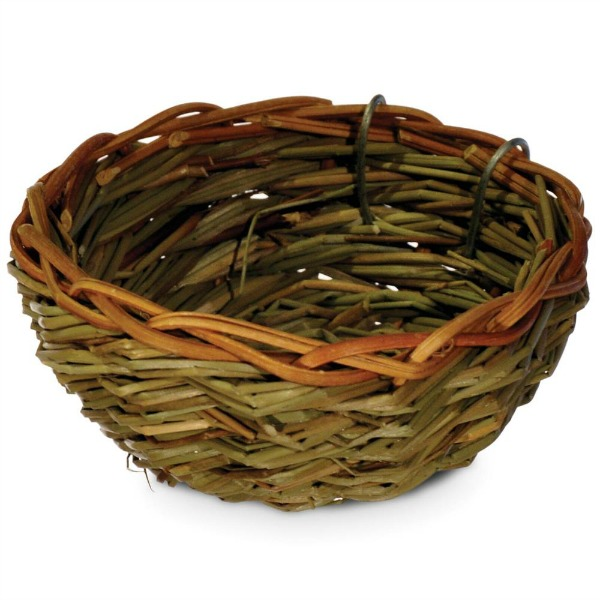 Nest For Canaries by Prevue Pet Twigs/Grasses
