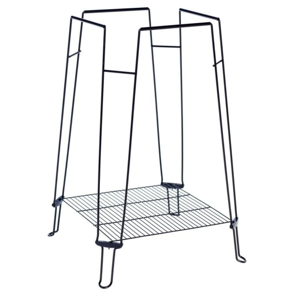 Clean Life Bird Cage Stand by Prevue #871 18x18 Black