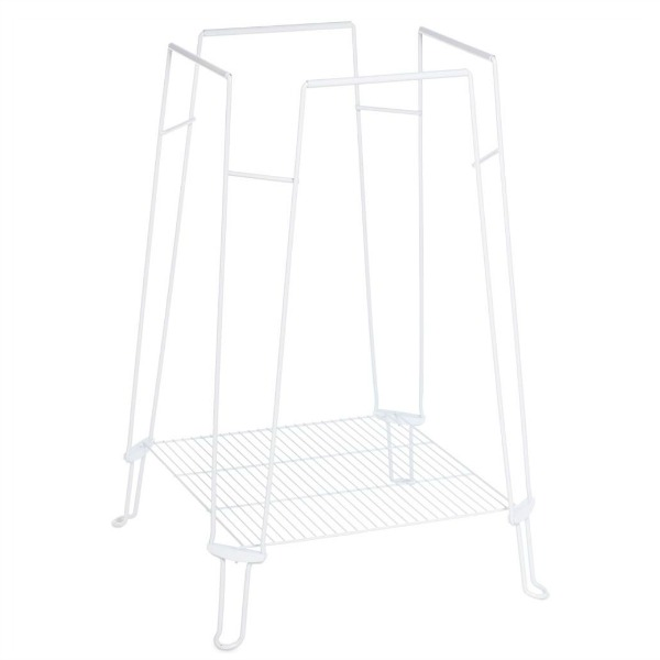 Clean Life Bird Cage Stand by Prevue 870 White