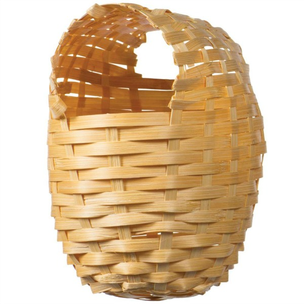 Nest For Finches by Prevue Pet Bamboo Large