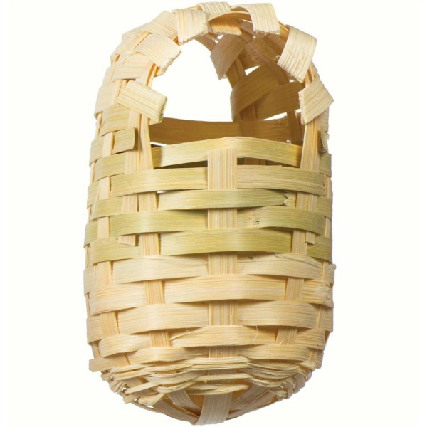 Nest For Finches by Prevue Pet Bamboo Small