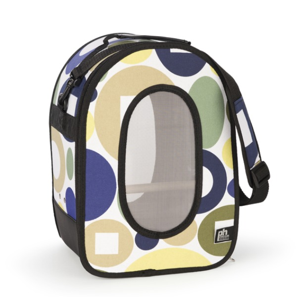 Fabric Soft Sided Carrier by Prevue for Small Parrots