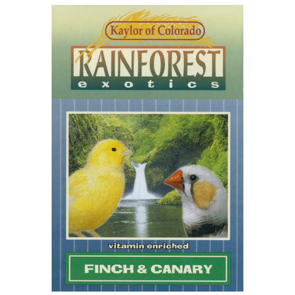 Kaylor's Rainforest Finch Canary Mix 2 lb (907 g)