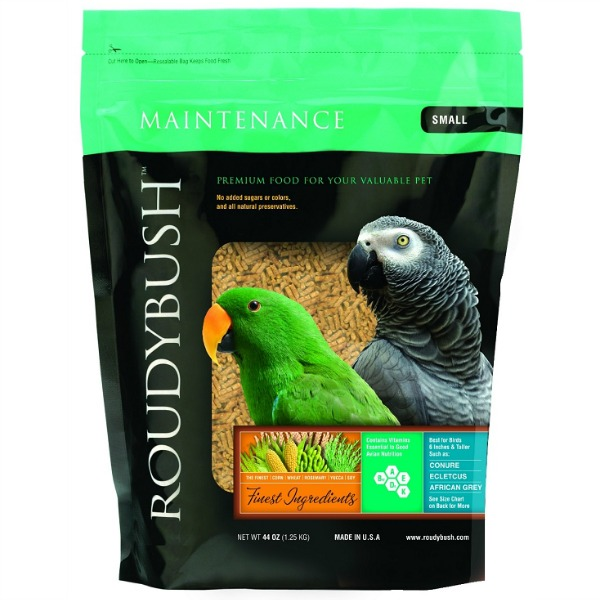 Roudybush Daily Maintenance Bird Pellets Small 44 oz (1.25 kg)