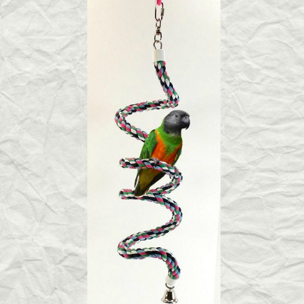 Bungee Boing Swing And Parrot Perch Medium 66""