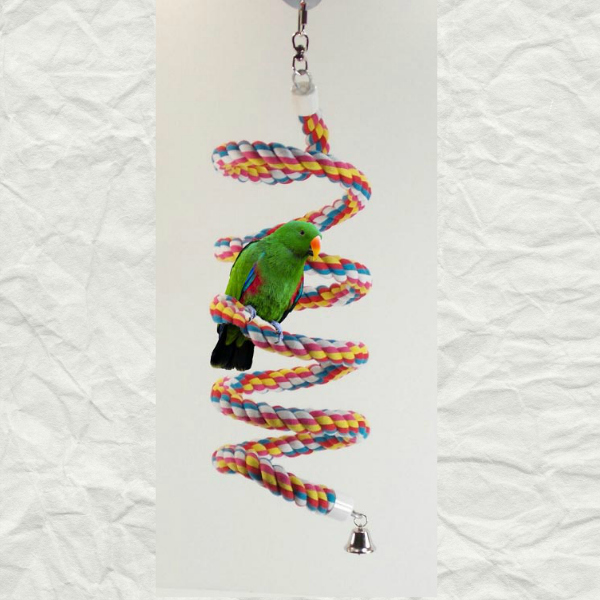 Bungee Boing Swing And Parrot Perch Large 96""
